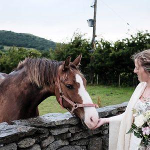new house farm wedding photography cumbria the lake district