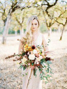 Ruffled - photo by Rebecca Masters Photography http://ruffledblog.com/mountain-vineyard-wedding-inspiration